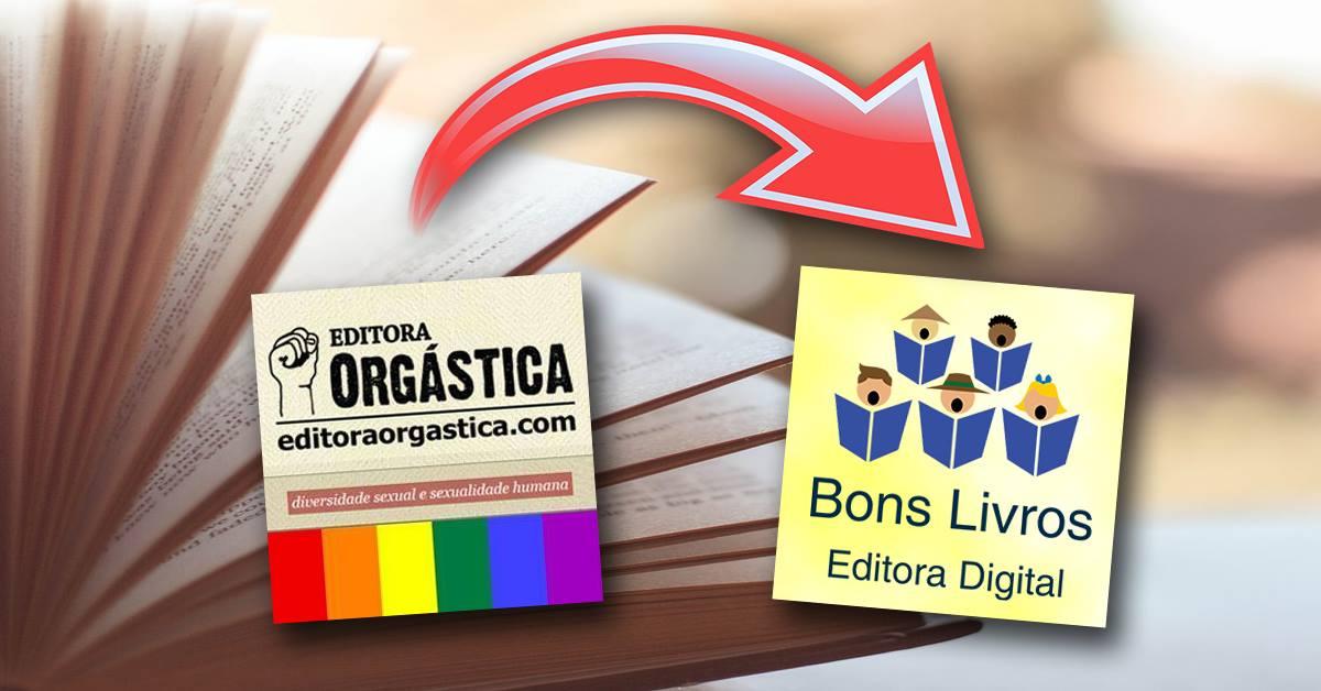 Procurando o site www.editoraorgastica.com? Ela agora é Bons Livros Editora Digital. Sejam bem-vindos!